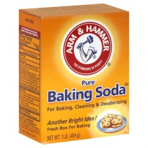 Arm & Hammer Pure Baking Soda 16 oz Box 24/CASE