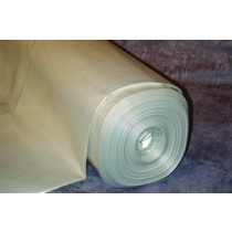 6 MIL 20'x 100' Reinforced FR Clear Poly Sheeting Roll