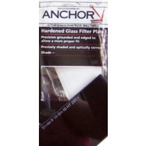 Anchor Brand Filter Plate 2 x 4 1/4 Inch Shade 12