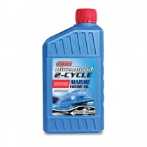 Cam2 TC-W3 Synthetic Blue Blood 2-Cycle Marine Oil 1-Qt