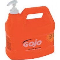 Gojo Natural Orange Smooth Hand Cleaner 1-GAL