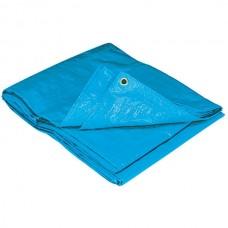 Anchor 20' x 20' Poly Tarp Blue