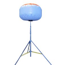 AirStar Sirocco 2-M 6x100w LED Self-Inflating Lighting Balloon Instant Restrike 17100 Sq.Ft.