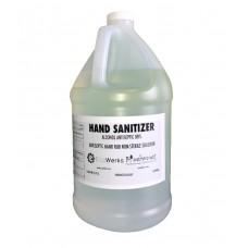 ECO 80% Antiseptic Alcohol Hand Sanitizer - 1 Gallon Bottle