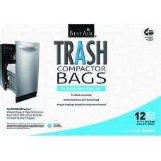 Best Air HD Trash Compactor Bags 12/PK (Paper w/Liner)