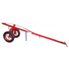 "BBP Biggy-Buggy Pipe Dolly 20"" Pipe Capacity 1T w/Flat Free Tires"