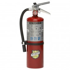 Buckeye 5 Lb. ABC Dry Chemical Fire Extinguisher W/ Wall Hook 3-A:40-B:C