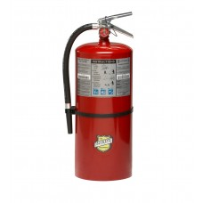 Buckeye 20 Lb. ABC Dry Chemical Fire Extinguisher W/ Wall Mount 10-A:120-B:C Type A Size II