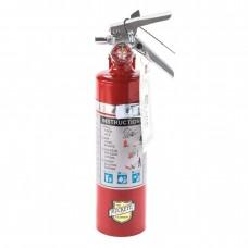 Buckeye 2.5 Lb. ABC Dry Chemical Fire Extinguisher W/ Vehicle Bracket 1-A:10-B:C