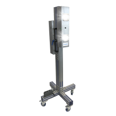 Puro Sentry M2 Mobile UV Disinfecting Unit Dual Light with Tripod Stand, 6ft Plug, 110V