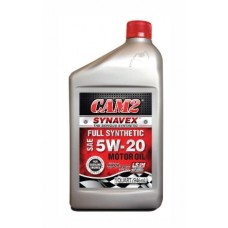 Cam2 Synavex Full Synthetic Engine Oil 5W20 QT