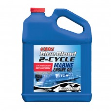 Cam2 TC-W3 Synthetic Blue Blood 2-Cycle Marine Oil 1-Gal
