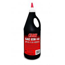Cam2 GL-5 High Performance EP Gear Oil 85W140 Quart