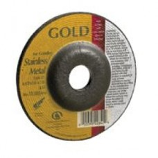 Carb Gold AO T27 4-1/2 X 1/4 X 7/8 Grinding Wheel