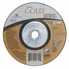 Carb Gold AO T27 4-1/2 x 1/8 x 5/8-11 Grinding Wheel
