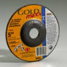 Carb Gold Maxx T27 5 x 1/4 x 7/8 Grinding Wheel