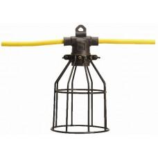CCI Woods 12/3 Cord-O-Lite Stringer Temp Lighting 50 FT