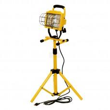 CCI Single Halogen Tripod Stand Worklight 500W