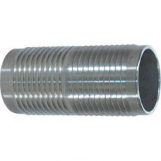 "3/4"" Plated Steel Hose Mender"