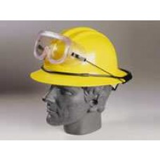 Checker Goggle Retainer - For Full Brim Hard Hat