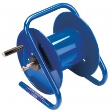 CoxReel 112P-3-8-CM Portable Hand Crank Breathing Air Hose Reel 3/8inx100ft