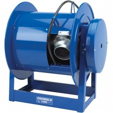 Coxreels 319-424 Exhaust Spring Driven Hose Reel 4inx24ft no hose