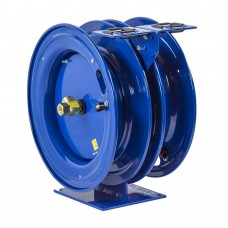 Coxreels C-HPL-125-125 Dual Purpose Spring Driven Hose Reel 1/4inx25ft 5000PSI