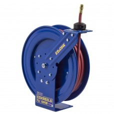 Coxreels EZ-P-LP-350 Safety System Performance Spring Driven Hose Reel 3/8in