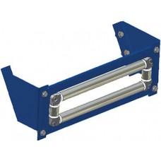 "Coxreels Bottom Rewind 4-Way Roller Bracket Assembly 18"""