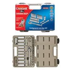 Crescent 30 Piece Socket and Tool Set