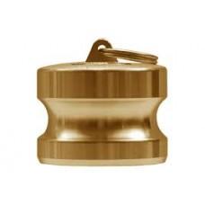 "Dixon 3"" Brass Dust Plug"