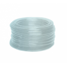 "Dixon 3/8"" ID X 1/2"" OD Imported Clear PVC Tubing"