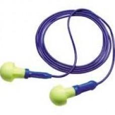EAR Ear Plug Push-in W/Cord 100/BX