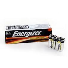Energizer Industrial Alkaline Battery 9V -12/BX