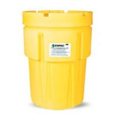 Enpac 95 Gallon Overpack #1237 Yellow w/Gasket Lid