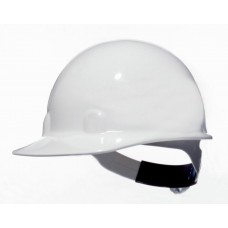Fibre-Metal Cap Style Hard Hat WHITE