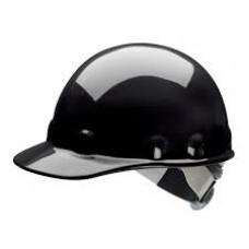 Fibre-Metal Cap Hard Hat w/ 3-R Ratchet BLACK