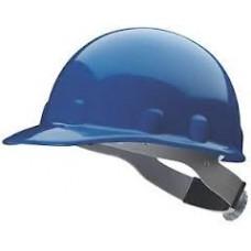 Fibre-Metal Cap Hard Hat w/ 3-R Ratchet Headband BLUE