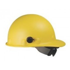 Fibre-Metal CS Fiberglass Hard Hat 3-R Ratchet Yellow