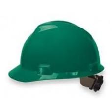 Fibre-Metal CS Fiberglass Hard Hat 3-R Ratchet Green