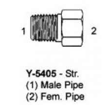 "1"" MNPT X 1-1/4"" FNPT HYDRAULIC ADAPTER"