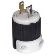 Male Twist Lock Connector 2 Prong HBL7545C