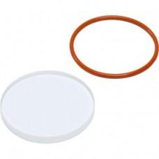 Blast Light Pyrex Lens including O-Ring