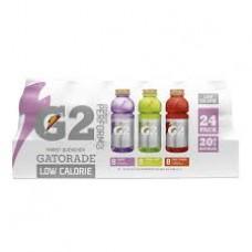 Gatorade G2 Low Cal 20 Oz.- Variety Pack 24BTL/CS