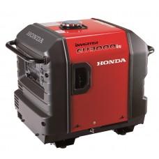 Honda 3000W Super Quiet Generator w/Electric Start 120V