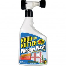 Krud Kutter Outdoor Window Wash Cleaner 32oz Hose End