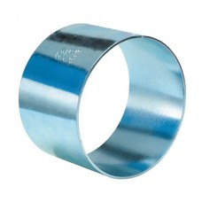 """Kuri-Krimp Crimp Sleeve Plated Carbon Steel 3.44"""" ID Short"""