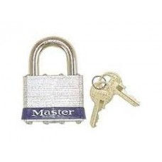Master Lock #5 Laminated Steel Pin Tumbler Padlock
