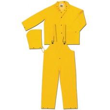 Classic 3 Piece Rain Suit - Yellow - Medium
