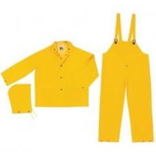 Classic 3 Piece Rain Suit - Yellow - XXLarge